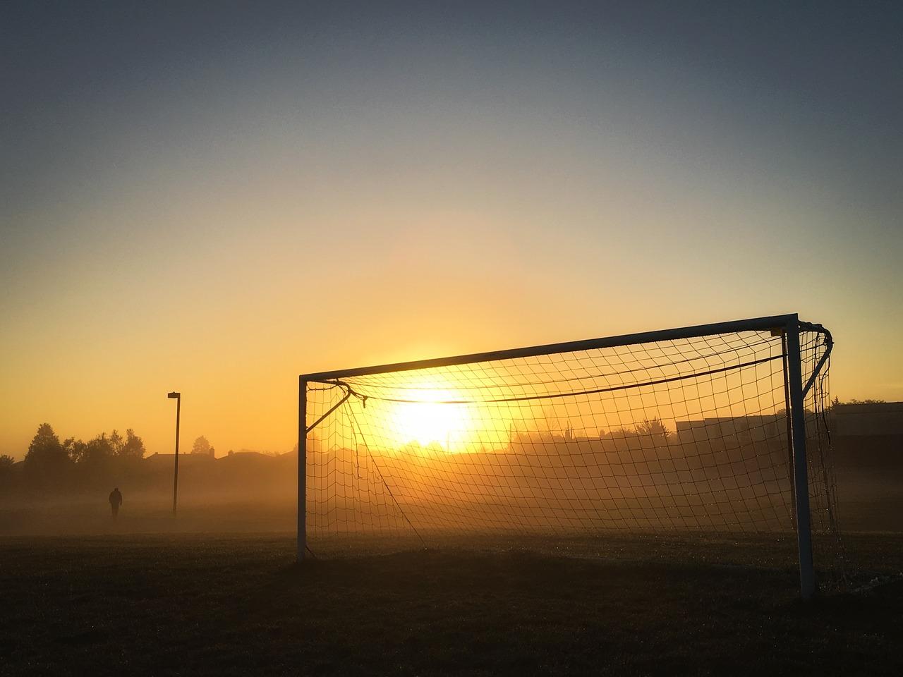 サッカーの試合観戦(子供試合に出れない編④最終回)